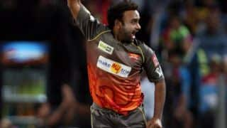 Kevin Pietersen becomes Amit Mishra's 100th IPL wicket in Delhi Daredevils vs Sunrisers Hyderabad