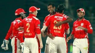 Rajasthan Royals lose to Kings XI Punjab; race for final IPL 2014 playoffs spot still on