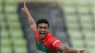 ट्राई सीरीज के लिए तस्किन अहमद और फरहाद रेजा बांग्लादेश की टीम में