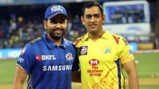 चेन्नई ने चुनी बल्लेबाजी, चोटिल केदार की जगह विजय टीम में