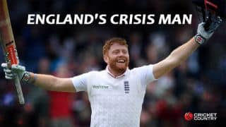 Bairstow may turn out to be England's crisis man