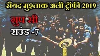 मध्य प्रदेश ने सिक्किम पर दर्ज की 50 रन से जीत
