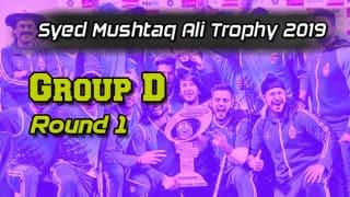 Syed Mushtaq Ali Trophy 2019, Group D, Round 1: Pandey's captain knock seals 15-run win for Karnataka