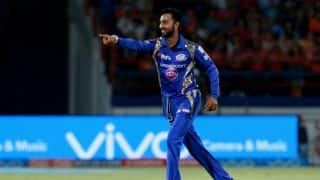 IPL 2017, Qualifier 2: Krunal credits MI bowlers for victory over KKR