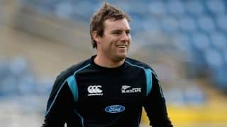 Pakistan vs New Zealand 2015-16: Bracewell replaces injured McClenaghan for remainder series