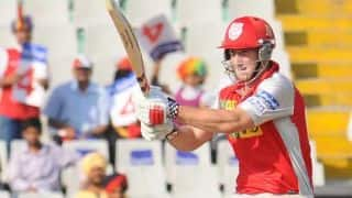 Rajasthan Royals vs Kings XI Punjab IPL 2015 Match 18 at Ahmedabad: Highlights