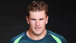 Aaron Finch turns 28