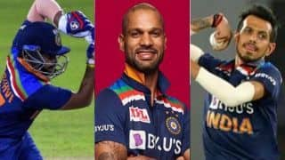 ICC T20 World Cup 2021 Eleven from non selected Indian Players
