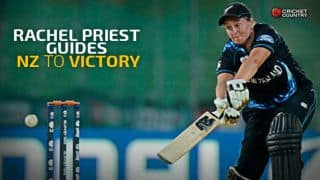New Zealand women beat India Women by 6 wickets in 3rd ODI at Bangalore to take lead in series