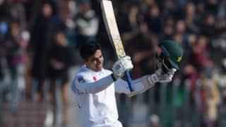 पहले दो टेस्ट में लगातार शतक जड़ने वाले दिग्गज बल्लेबाजों के क्लब में शामिल हुए आबिद अली