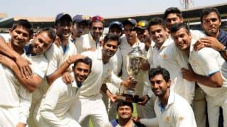 BCCI to split Ranji Trophy 2015-16 to accommodate Syed Mushtaq Ali Trophy before IPL auction