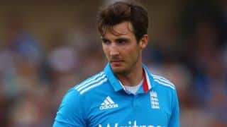 India vs England, 5th ODI at Headingley: MS Dhoni dismissed by Steven Finn