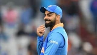 Cricket World Cup 2019: Virat Kohli in sight of fastest to 20,000 runs in international cricket