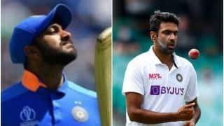 Vijay Shankar Has Definitely Struggled - Ravichandran Ashwin Reveals One Area Where All-Rounder Can Improve