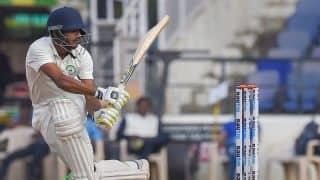 Irani Cup: Akshay Wadkar key as Vidarbha battle for lead over Rest of India