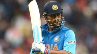 MS Dhoni: Sushant Singh Rajput plays a replica of helicopter shot in biopic