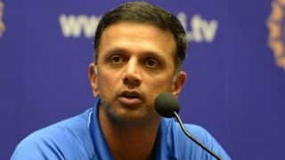 BCCI acting chief CK Khanna hails Rahul Dravid contribution in developing cricket at junior level