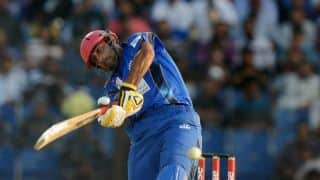 Asghar Stanikzai, Samiullah Shenwari fire Afghanistan to 254/6 against Bangladesh in Asia Cup 2014 tie