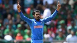 India vs Australia 2017-18: Ravindra Jadeja replaces injured Akshar Patel for first 3 ODIs