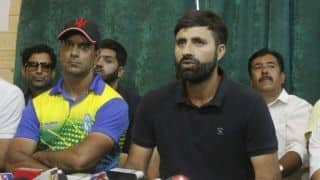 J&K star cricketer Parvez Rasool demanded two-year ban for fraud in age