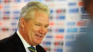 Dean Jones becomes Afghanistan's interim coach