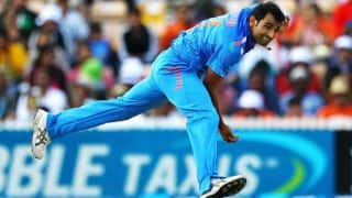 IPL 2014 Auction: Mohammed Shami sold to Delhi Daredevils for Rs 4.25 crores