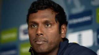 England tour of Sri Lanka: Angelo Mathews happy with 'county' bowling attack delivering the goods
