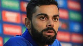 Virat Kohli wishes Indian hockey team ahead of HWL clash vs Pakistan