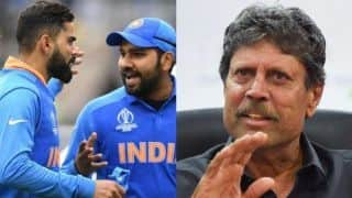 Differences of opinion does not mean you will be pulling somebody down: Kapil Dev on Kohli-Rohit rift reports
