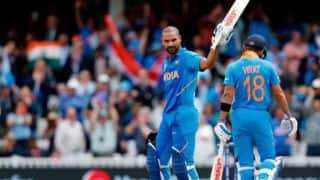 ICC T20I Rankings: Virat Kohli, Shikhar Dhawan inch closer to join Top-10 club