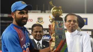 Rohit Sharma waves Sri Lankan flag; also reveals his best moments from Nidahas Trophy 2018 Final
