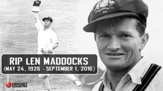 Len Maddocks: Much more than Jim Laker's iconic 10th wicket