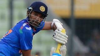 Uthappa, Jadhav get lifelines ahead of World Cup