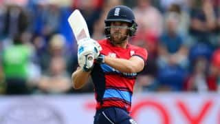 Dawid Malan feared he would never play for England