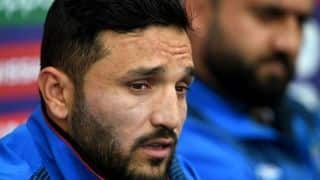 Cricket World Cup 2019 - Afghanistan should get to play a lot with the top-six teams: Gulbadin Naib
