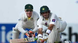 Misbah-ul-Haq becomes fifth Test captain to score century after age of 40