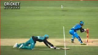 Big Bash League: Fielding team withdraw appeal to overturn third umpire out decision to batsmen