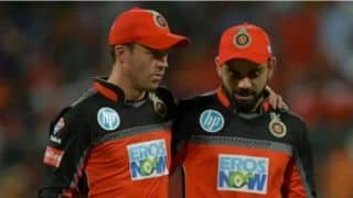 ICC CRICKET WORLD CUP 2019: AB de Villiers are the most honest man; Says Virat Kohli