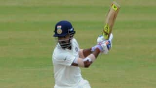 India vs Australia, 2nd Test: Hosts trail by 49 runs at Lunch