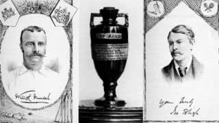 Ashes 1882-83, the 'extra' Test: When 4 innings were played on 4 pitches