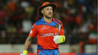 McCullum posts emotional video on occasion of his 100th IPL game