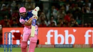 Indian T20 League, Rajasthan vs Bangalore: It was a great team effort; Says Ajinkya Rahane
