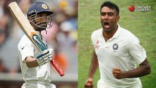 Where Ashwin lost the race to Rahane in Test vice-captaincy?