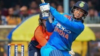 ICC T20I rankings: Smriti Mandhana achieves career-best third position