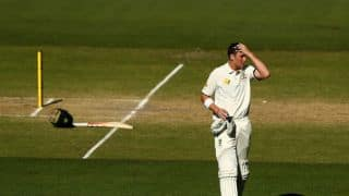 India vs Australia, 1st Test: Matthew Renshaw leaves the field due to upset stomach