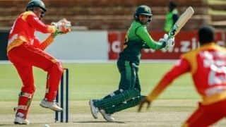 Shoaib Malik achieves rare ODI 'double'