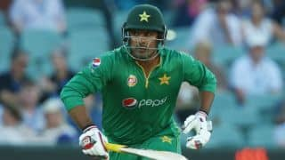 PSL spot-fixing: Sharjeel Khan not to appear before tribunal set up by PCB