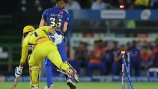 Sachin Tendulkar: The key moment was to get MS Dhoni run-out