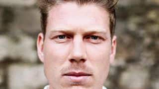 James Faulkner says he is pleased to have found his batting form