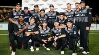 New Zealand reclaim No.1 T20I Ranking